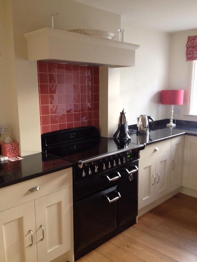 New kitchen installation in Lindfield